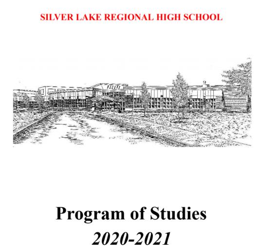 Program of Studies 2020-2021 Page Link