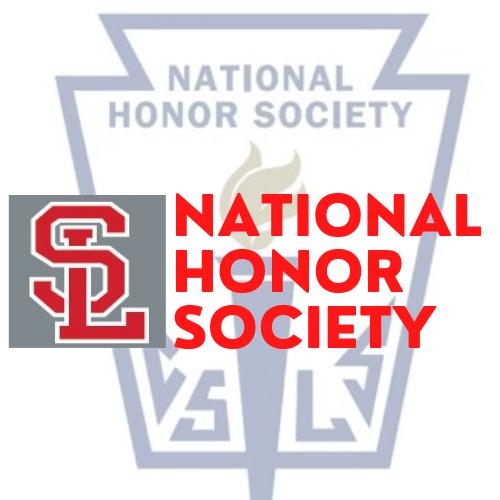 SLRHS National Honors Society Page Link