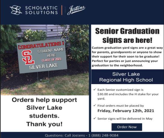Image of Senior Yard Signs