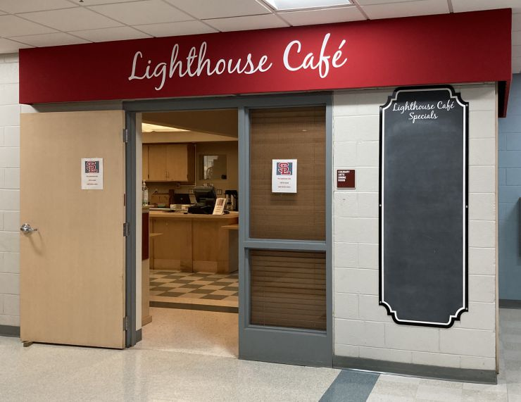 Lighthouse Cafe Entrance Image
