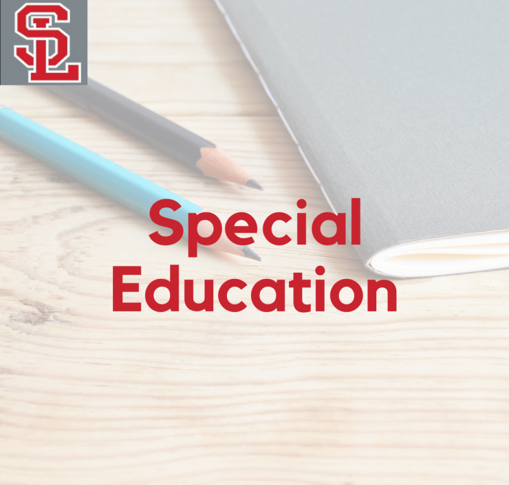 Special Education Page Link