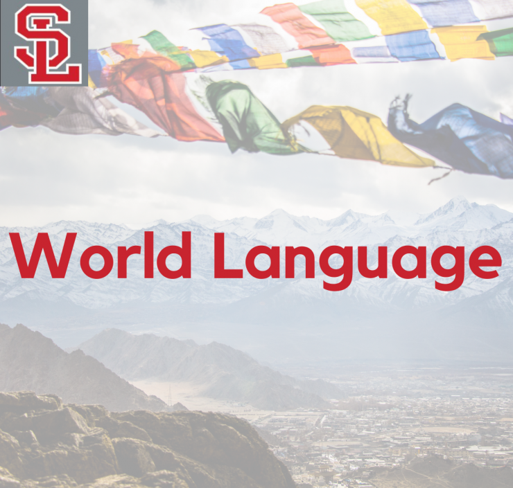 World Language Department Page Link