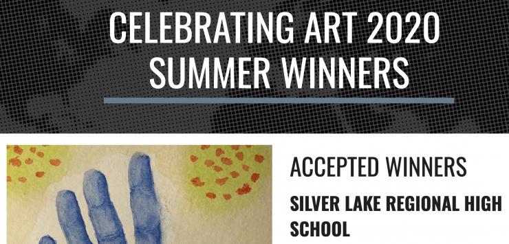 Celebrating Art Winners