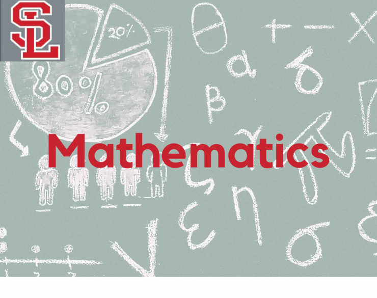Mathematics Department Page Link