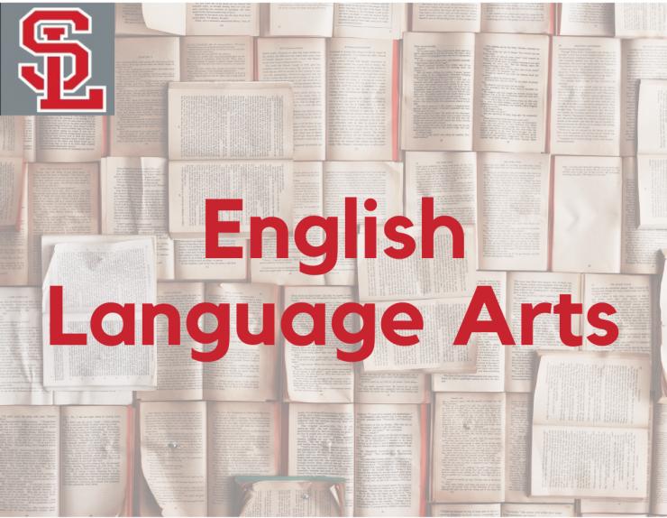 English Language Arts Department Page Link